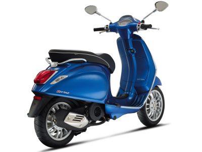 Vespa Sprint Blauw 2