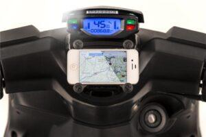 Peugeot Speedfight 4 pure dashbord