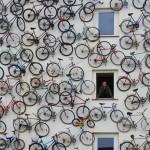 fietsen etaleren