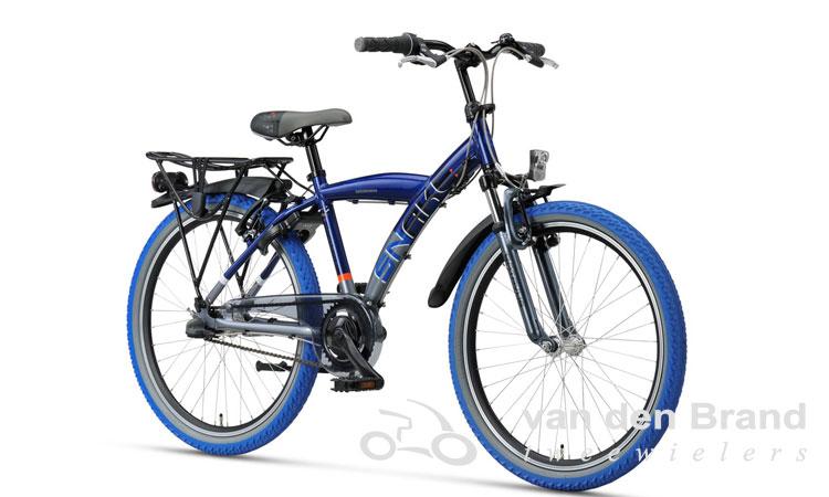 Snake-24-blauw schuin