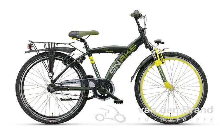 Snake-24-groen-recht