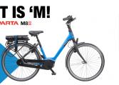 Sparta M8B E-bike van het jaar
