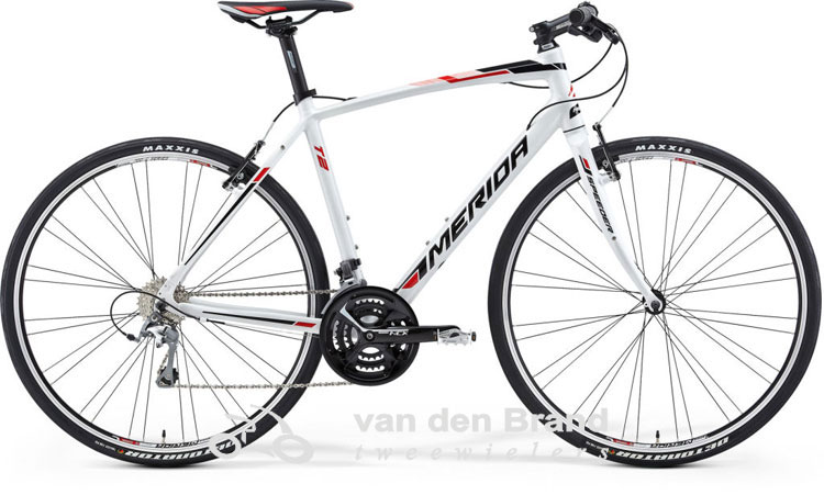Speeder-T2-wit-rood-54-cm